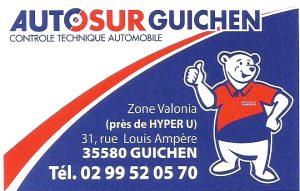 AUTOSUR Guichen120