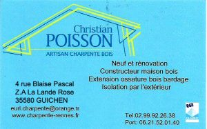 CHARPENTE POISSON 120