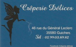 CREPERIE DELICES 80