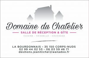 Domaine du Chatelier 300