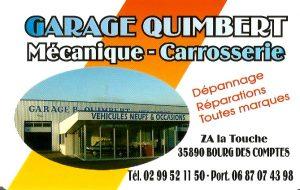 GARAGE QUIMBERT 120