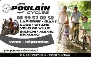 POULAIN CYCLES 120