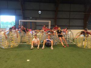 Bubble Soccer 1